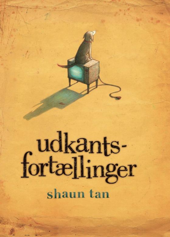 noveller af Shaun tan forside