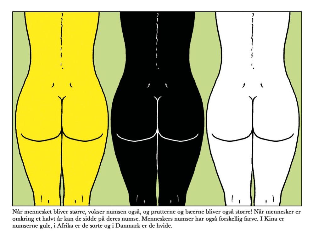 den store numsebog menstruation efter graviditet