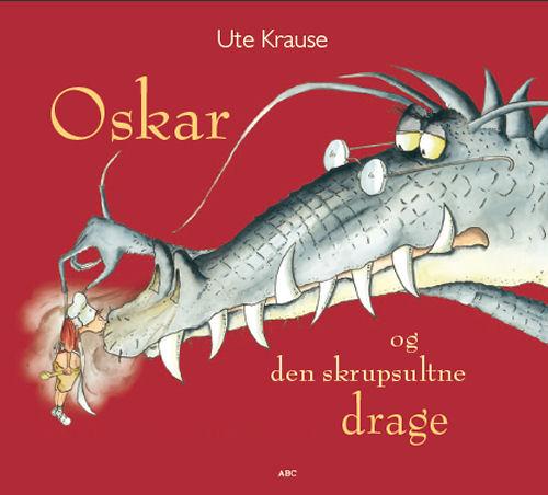 Farlige, sultne drager! Læs 'Oskar og den skrupsultne drage'