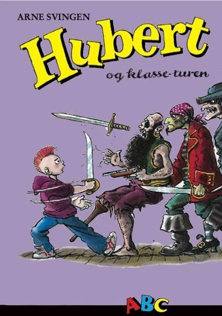 letlæsningsbøger – Hubert klassetur
