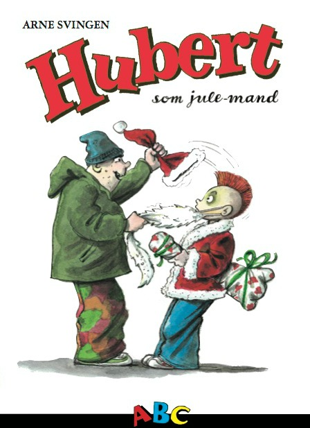 HUBERT-som-julemand-ABC-forlagletlæsningsbøger – julemand