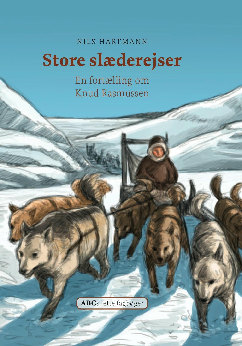 Knud Rasmussen – forside