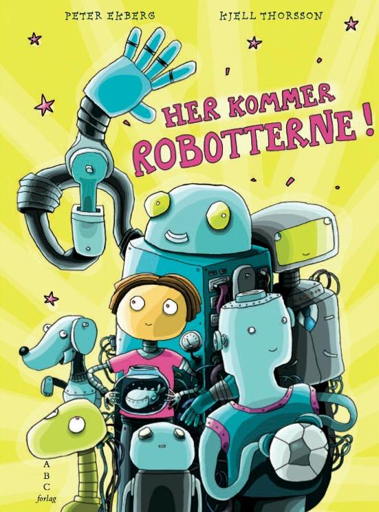 robot – forside
