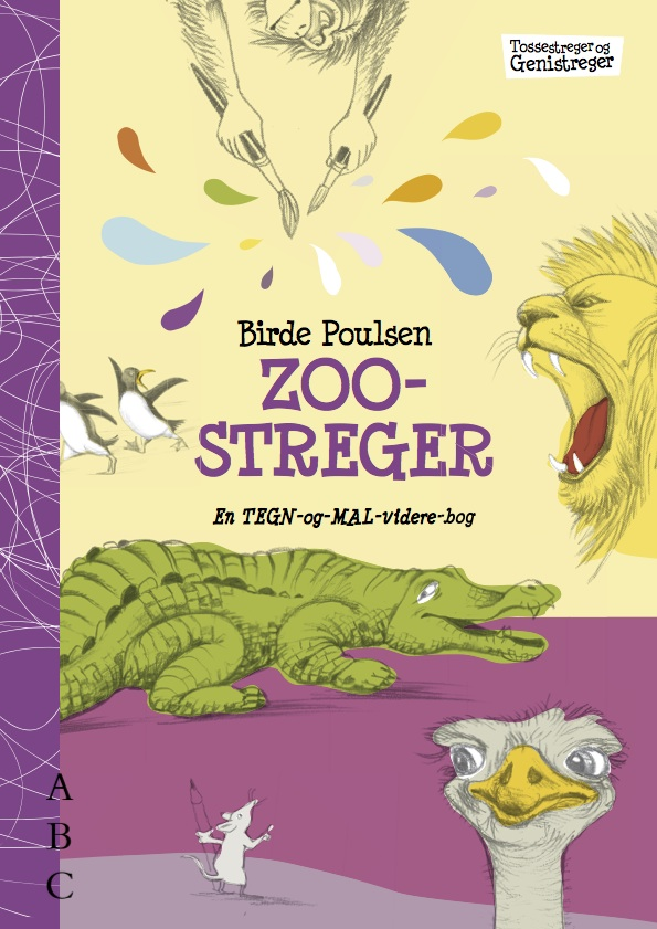 Zoo-streger – malebog