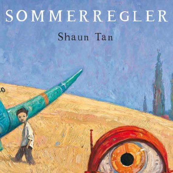 Sommerregler-Shaun-Tan-ABC-forlagshaun tan_forside