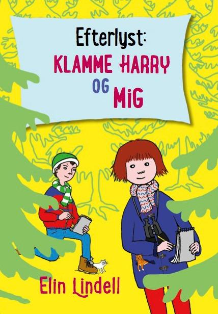 Klamme Harry – forside