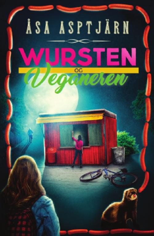 Wursten og veganeren omslagsbillede