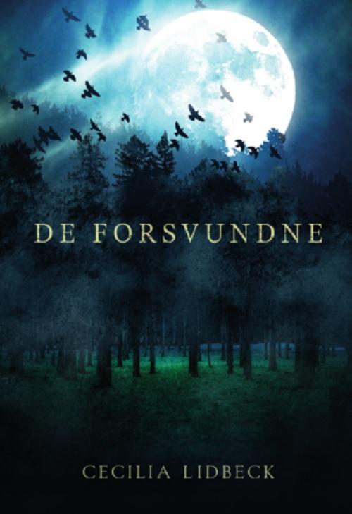 De Forsvundne – Cecilia Lidbeck_Forside